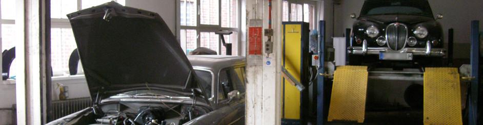 Klassiker Garage Südstadt